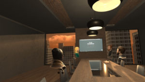 virtual reality meetings